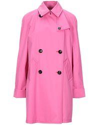 Weekend by Maxmara Overcoat - Pink