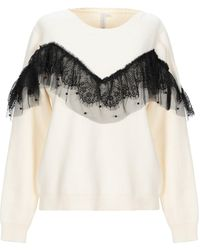Care Of You Jumper - White