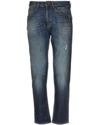 Mauro Grifoni Pantaloni jeans - Blu