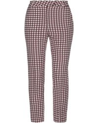 Alessandro Dell'acqua Casual Pants - Pink