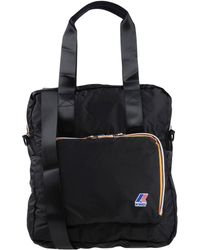 K-Way Handbag - Black