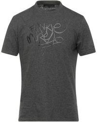 Frankie Morello T-shirt - Gray