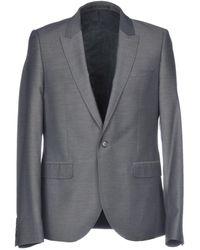 TOPMAN Suit Jacket - Grey