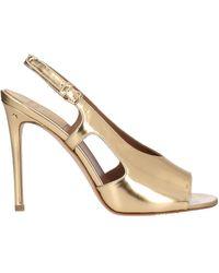 Laurence Dacade Sandals - Metallic