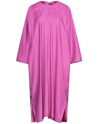 Sofie D'Hoore Midi Dress - Pink