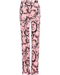 Class Roberto Cavalli Trouser - Pink