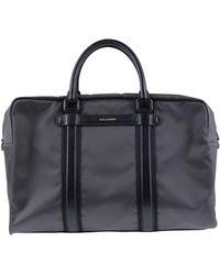 Dolce & Gabbana Travel Duffel Bags - Gray