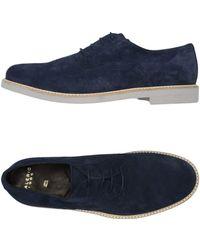 VALERIO 1966 Lace-up Shoe - Blue