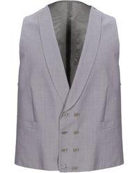 Canali Waistcoat - Grey
