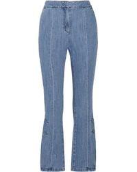 Steve J & Yoni P Denim Trousers - Blue
