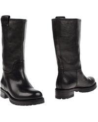Dolce & Gabbana Knee Boots - Black