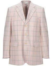 Lubiam Suit Jacket - Multicolour