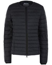 Ecoalf Synthetic Down Jacket - Black