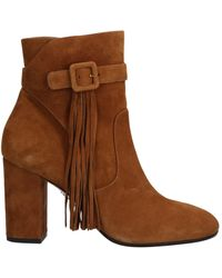 Aquazzura - Ankle Boots - Lyst