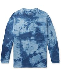Blue Blue Japan Sweatshirt - Blue