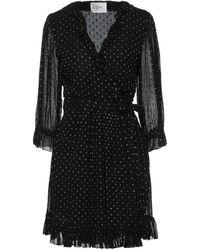 Leon & Harper Short Dress - Black
