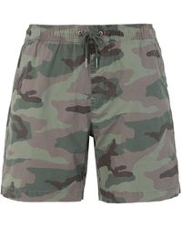 Quiksilver Beach Shorts And Trousers - Green