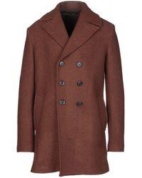 Brian Dales Coat - Brown