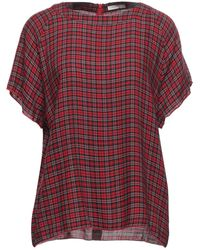 6397 Bluse - Rot