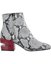 Roberto Festa Ankle Boots - White