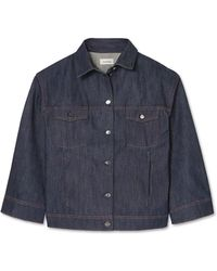 Totême Denim Outerwear - Blue
