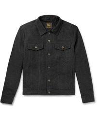 Golden Bear Jacket - Grey