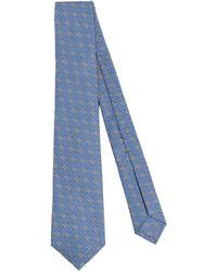 BVLGARI Krawatten & Fliegen - Blau