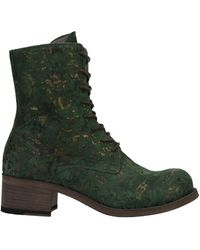 Officine Creative Ankle Boots - Green