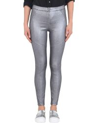 Calvin Klein Jeans - Denim Trousers - Lyst
