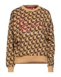 Karlkani Sweatshirt - Natural