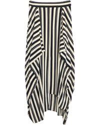 Loewe Long Skirt - White