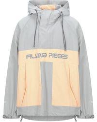 Filling Pieces Overcoat - Grey