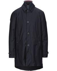 Tommy Hilfiger Overcoat - Blue