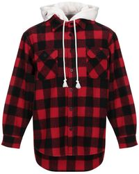 424 Jacket - Red