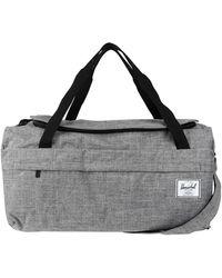 Herschel Supply Co. Duffel Bags - Grey