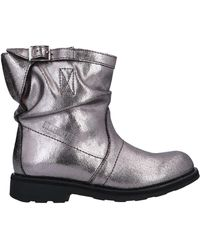Bikkembergs Ankle Boots - Grey