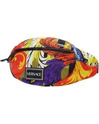 Versace Backpacks & Bum Bags - Purple