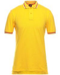 Sundek Polo Shirt - Yellow