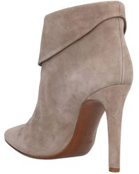 Ralph Lauren Collection Ankle Boots - Grey