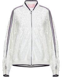 Giamba Sweatshirt - White