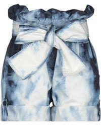 I'm Isola Marras Denim Shorts - Blue