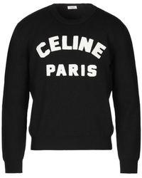 Celine Pullover - Noir
