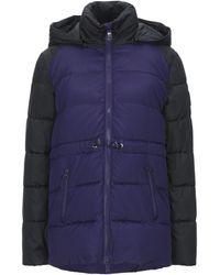 Armani Exchange Synthetic Down Jacket - Purple