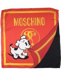 Moschino - Foulard - Lyst