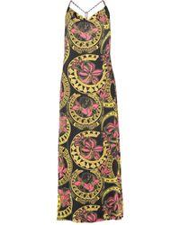 Versace Vestito lungo - Nero