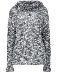 Snobby Sheep Turtleneck - Grey