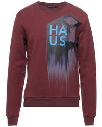 Haus By Golden Goose Deluxe Brand Sweatshirt - Lila