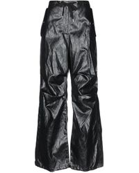 T By Alexander Wang Casual Trousers - Black