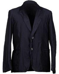 Lanvin Suit Jacket - Blue