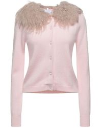 be Blumarine Cardigan - Pink